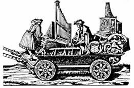 Orgelwagen
