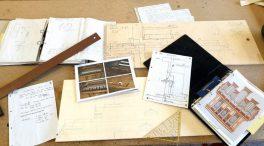 So arbeiten Orgelbauer - Zwischenbericht über die Restauration der STUMM-Orgel von Trittenheim